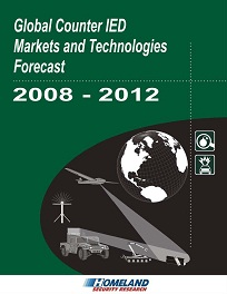 Global Counter IED - Markets & Technologies Forecast - 2008-2012