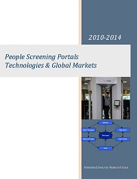People Screening Portals: Technologies & Global Markets - 2010-2014