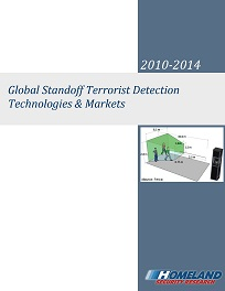Global Standoff Terrorist Detection Technologies & Markets - 2010-2014