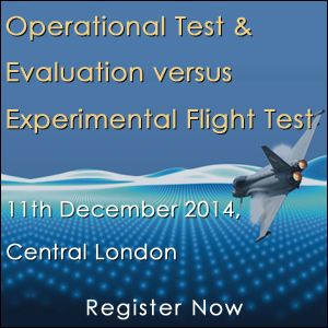 Operational Test & Evaluation versus Experimental Flight Test