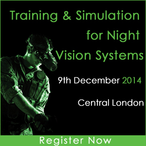Training and Simulation for Night Vision Systems