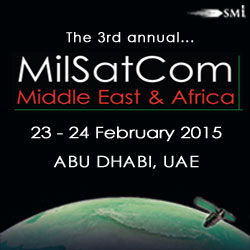 MilSatCom Middle East & Africa