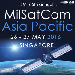 MilSatCom Asia-Pacific