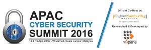 APAC Cyber Security Summit