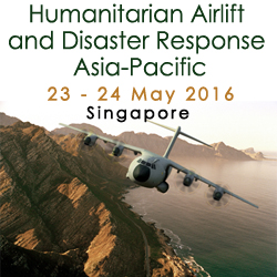Humanitarian Airlift and Disaster Response Asia-Pacific