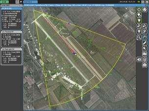 Airport Surface Movement Radar Technology Homeland