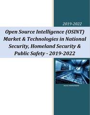 OSINT Market & Technologies Report 2019-2022