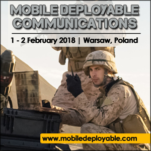 Mobile Deployable Communications 2018
