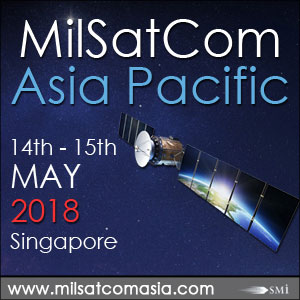 MilSatCom Asia Pacific 2018 conference