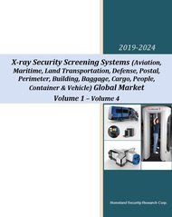 X-ray Security Screening Systems (Aviation, Maritime, Land Transportation, Defense, Postal, Perimeter, Building, Baggage, Cargo, People, Container & Vehicle) Global Market