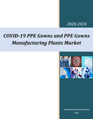 COVID-19 PPE Gowns Manufacturing Plants Market Cover