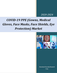 COVID-19 PPE Products Market Cover