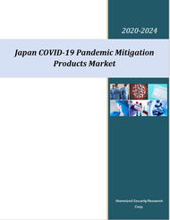 Japan COVID-19 Mitigation Products Market Cover